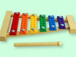 Cosas que se pueden hacer con piezas de Lego
