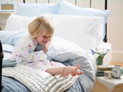 Sistema de alarma para evitar la enuresis infantil
