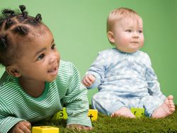 Ropa ecológica para bebés