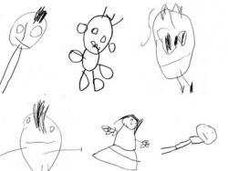 ¿Qué nos dicen los dibujos de los niños sobre su inteligencia?