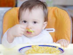 Cereales para el bebé: mejor si son integrales