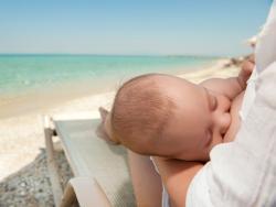 Pautas básicas para una buena alimentación de la madre lactante en verano