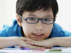 Mi hijo no quieres usar sus gafas