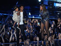 Beyoncé y Blue Ivy, un tándem fashion