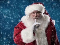 ¿Cómo le cuento quién es realmente Papá Noel?