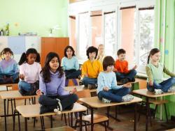 La meditación ayuda a los niños con TDAH o Trastorno por déficit de atención e hiperactividad