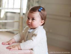 ¿Por qué las fotos de los príncipes de Inglaterra las toma la propia Kate Middleton?