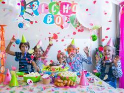 Fiestas infantiles: descubre cómo y dónde hacerlas