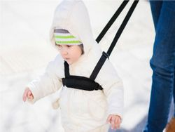 Arnés de seguridad para bebés: ¿son buena idea?