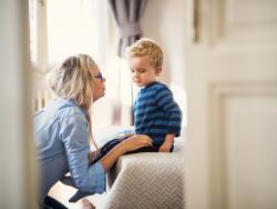 Cómo ser coach de tus hijos sin dejar de ser madre