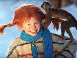 Razones por las que los niños deberían ser un poco Pippi Calzaslargas