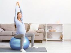 Embarazo en confinamiento: 5 ejercicios para hacer en casa