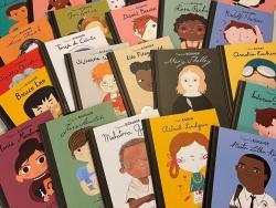 Pequeña&Grande, la colección de cuentos para niños que deberías conocer