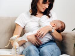 Extractores de leche materna, recomendaciones para elegir el que más te conviene