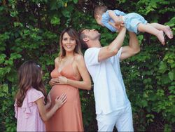 David Bisbal y Rosanna Zanetti esperan su segundo hijo juntos