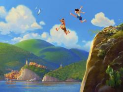 'Luca' la nueva película de Disney Pixar: una oportunidad para celebrar el verano y la amistad una y otra vez