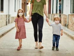 8 casos en los que los niños no están obligados a llevar mascarilla