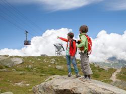 Teleféricos más divertidos para ir con niños