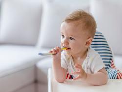 Desarrollo del gusto de 0 a 3 años: hitos más importantes