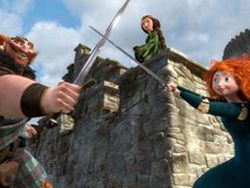 Curiosidades sobre la película Brave (Indomable)