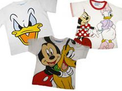 Camisetas de Disney en Boutique Secret