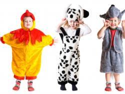 Los disfraces caseros más originales para niños