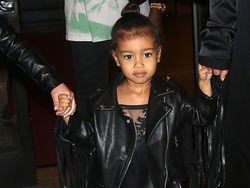 North West cumple tres años