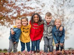 Los abrigos más calentitos para los niños