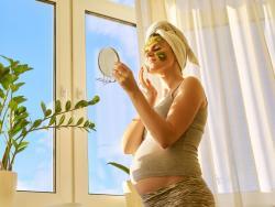 Los productos de belleza que toda embarazada debe tener en su neceser