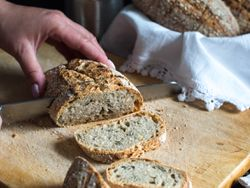Cómo hacer hacer pan sin gluten en casa