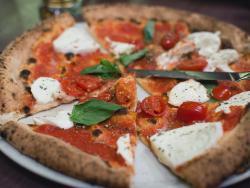 Masa de pizza con semillas, ¡te va a encantar!