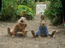 Peter Rabbit, el héroe travieso de los libros de Beatrix Potter, llega a los cines