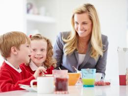 ¡Confirmado! Ser madre aumenta la productividad en el trabajo
