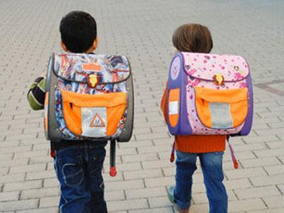 Cómo llevar bien la mochila del colegio y evitar dolores de espalda