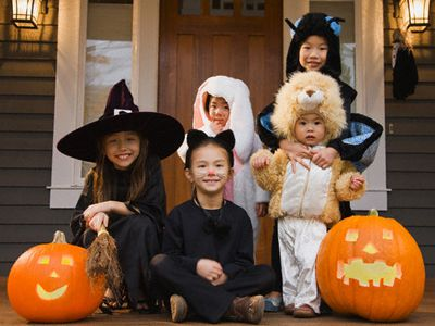 Ideas de Halloween divertidas para niños