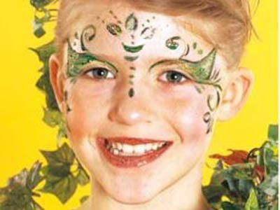Disfraces fáciles: ideas de maquillajes para niños