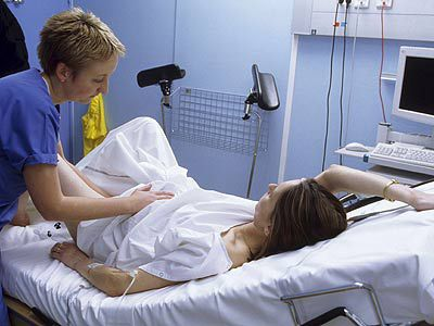 Métodos para inducir el parto