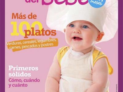 Nueva revista, 'Las recetas del Bebé de Ser Padres'