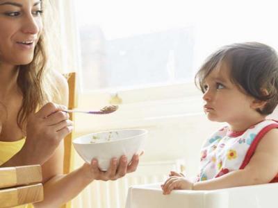Regresiones: quiere volver a ser bebé