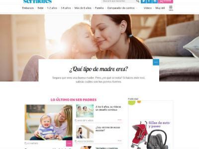 ¡Nueva web SerPadres.es!