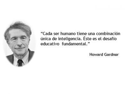 10 frases demoledoras de Howard Gadner, creador de las Inteligencias Múltiples