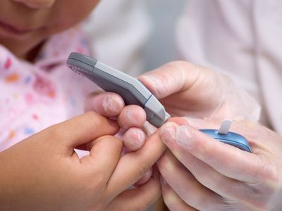 La complicada vida de un niño con diabetes