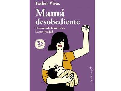 libro mamá desobediente