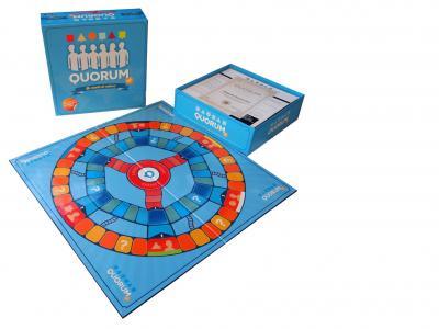 Quorumlife, el juego de mesa que educa en valores