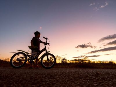 Los mejores lugares para montar en bici con niños