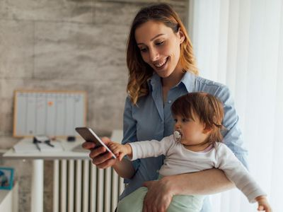 8 apps para mamás y papás sin tiempo