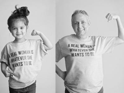 Esta niña sabe qué es el feminismo aunque solo tiene tres años