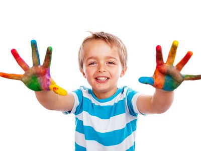12 manualidades con platos de cartón para hacer con niños