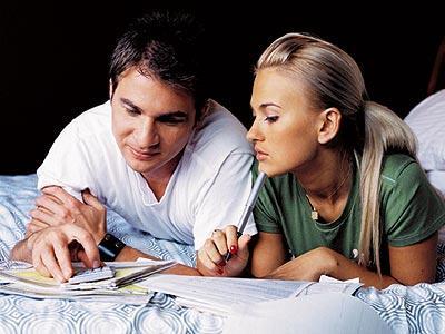 ¿Planeáis vuestro futuro juntos?