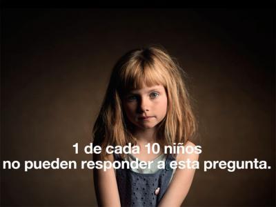 1 de cada 10 niños en el mundo crece sin el cuidado de sus padres